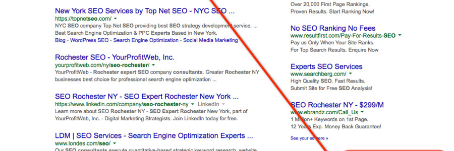 Rochester SEO Experts Ranking